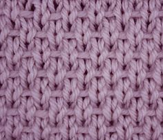 [ribboned stockinette pattern by craftcookie]
