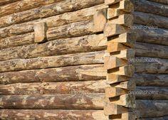 cabanas de troncos de madeira - Pesquisa Google