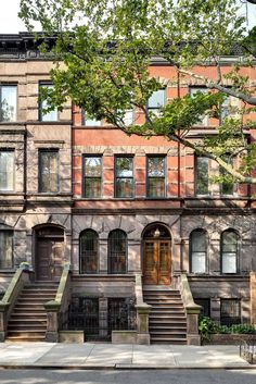 1890s Brownstone Restoration | John B. Murray Architect: Houses