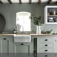 Skandinavische Landhausküche: Ideen, Bilder, Tipps Für Die Planung Und  Umsetzung | Haus | Pinterest | Hygge, Organizations And Kitchens