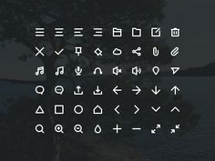 Stokicon - 48 free icons by Naim Chayata in 26 Free and Flat Icon Sets