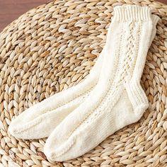 Kroy Socks - free knit pattern