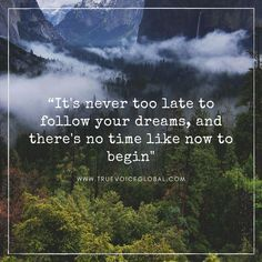 Make a commitment to life and to your dreams. Don't let the dreams stay dreams and commit to a life of waiting, wishing, and hoping.   YOU ARE CAPABLE RIGHT NOW AND YOUR DREAMS ARE WORTH FIGHTING FOR!