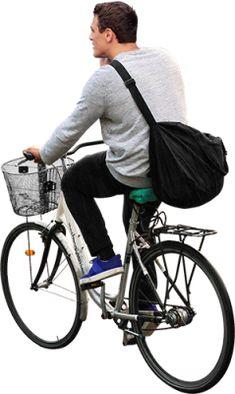 # 286 La suite de vélo continue!  Je me suis arrêté mon vélo et pris quelques photos de la lumière folle et le double arc-en-Valby, lorsque A est venu à cheval par moi tout en parlant au téléphone.