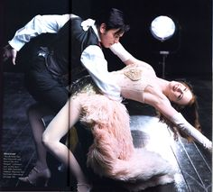 Net Image: Nicole Kidman As Satine And Ewan McGregor As Christian In Moulin Rouge! Photo ID: . Picture of Nicole Kidman and Ewan McGregor - Latest Nicole Kidman and Ewan McGregor Photo. Satine Moulin Rouge, Moulin Rouge Movie, Nicole Kidman, High School Musical, Love Movie, Movie Tv, Ewan Mcgregor Moulin Rouge, Annie Leibovitz Photography, Movies And Series