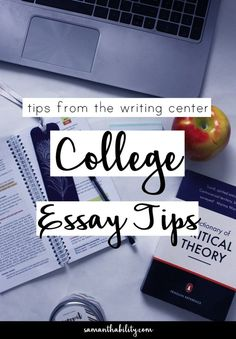 College essay writing doesn't need to be challenging! Here are some tips from a writing tutor and English major to write your best essay yet! Essay Writing Competition, Essay Writing Tips, Essay Writer, Good Essay, Writing Help, Easy Essay, Writing Lab, Better Writing, Writing Centers