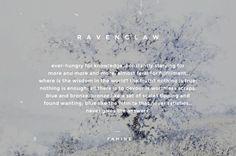 ravenclaw - famine