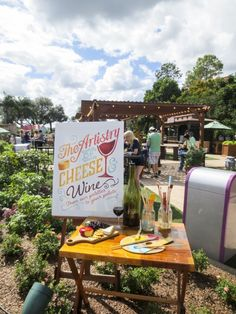We went to the Epcot Food and Wine Festival in Walt Disney World last week. We tried a taste at almost every booth, so I could share with you what we liked the best and what you should skip when you visit the festival!