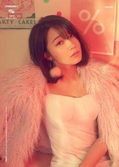 Stage Name: Eunji Real Name: Jung Hye Rim (Jung Eun Ji) Birthday: Birth Place: Busan, Coréia Do Sul Position: Vocalista e Face Do Grupo Kpop Girl Groups, Korean Girl Groups, Kpop Girls, Mini Albums, Eunji Apink, Son Na Eun, Pink Panda, Eun Ji, Percents