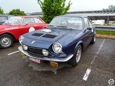 #Simca #1200S #Coupé au #Retromoteur #Ciney 2015 Article complet sur News d'Anciennes : http://newsdanciennes.com/2015/05/26/grand-format-news-danciennes-au-retromoteur-de-ciney/ #ClassicCars #Voitures_Anciennes #Belgique