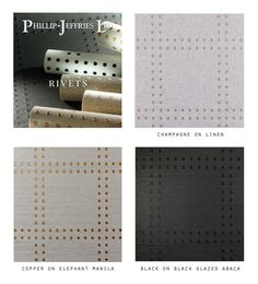 To my regular readers, it's no secret that I absolutely love both polka dots  and nail head trim   in Interior Design. As if answering my ca...
