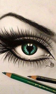 Image via We Heart It #blue #eye