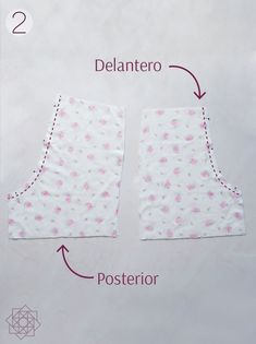 Costura fácil paso a paso. Costura Diy, Blog Costura, Origami, Pikachu, Sewing Collars, Diy Shorts, Design Blog, Sewing Hacks, Sewing Tips