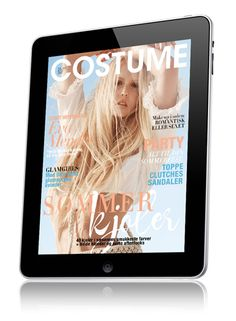 Costume is a high-end fashion magazine and everything we write about has a fashion point of view. We make high-end fashion available and affordable, but we also show you the one designer bag that's worth thousands. Now launched on iPad.