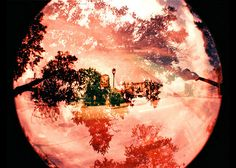 Fisheye triple exposure