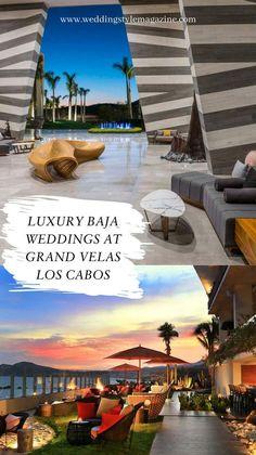 Beach Honeymoon Destinations, Mexico Destinations, Hotel Wedding, Wedding Ceremony, Us Travel, Unique Weddings, Spa, Adventure, Luxury