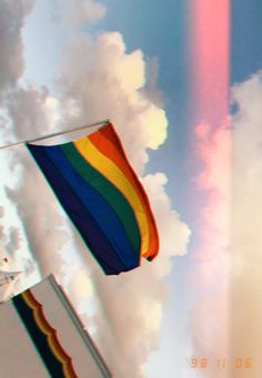 Image about lgbt in Gay 👬 by Flávío on We Heart It Lgbtq Flags, Flag Painting, Gay Pride, We Heart It, Silk, Wallpaper, Image, Lgbt Flag, Funny Wallpapers For Iphone