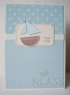 Stampin Up_Baby Cards
