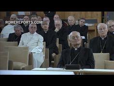 Francisco se aleja de Roma con la Curia para realizar ejercicios espirituales - ROME REPORTS