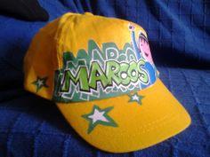 "Kids Cap ""Marcos""""PlayMobil"""