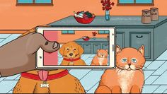 Two months ago, Microsoft published an Explanimator which aimed to explain Mixed Reality in simple terms. This month, the animated video series is returning, now explaining machine learning, and how it can be used by everyday people in the future. In typical animated style, the latest Explanimator features dogs and cats trying to teach each other how to read. At one point in the video, a human then appears, explaining to his furry friends that Microsoft and other tech companies are using AI…