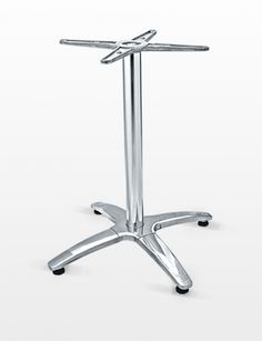 """This weighted table base has a 26"""" base spread, is standard table height, and can be used with outdoor table tops.Item"""