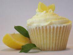 Cupcakes Limão com Cobertura de Cheesecake de Limão | Decoração de Bolos e Festas Infantis | CakeyParty