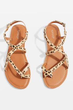 Hiccup Strappy Sandals | Topshop