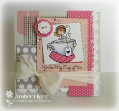 The Stamping Scrapbooker