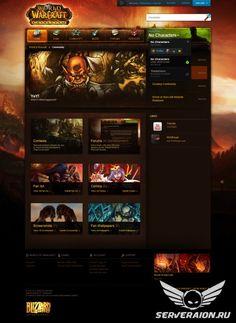TrinityCore Blizzard Website - CMS для TrinityCore » Серверы для Aion и World of…