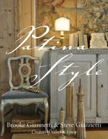 """Read """"Patina Style"""" by Brooke Giannetti available from Rakuten Kobo. The Giannettis have developed a home design style that embraces age, patina, weathered and worn surfaces, and rough surf. Santa Monica, Patina Farm, Patina Style, Home Furnishing Stores, Office Makeover, Romantic Homes, Beautiful Family, Beautiful Beach, Fashion Books"""