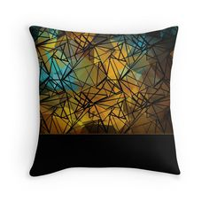 An abstract geometric pattern . Favorite .