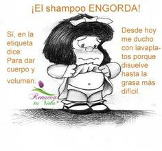 Mafalda and more… Frases Humor, Inspirational Thoughts, Friends Forever, Being Ugly, Growing Up, Favorite Quotes, Funny, Marie, Laughter