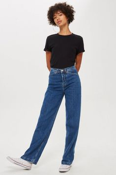 MOTO Parallel Leg Jeans - New In Fashion - New In - Topshop Europe