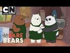 Bare Bears Coffee shop