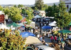 The Coolest Small Towns in America: Cloverdale, CA