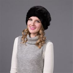 Real mink fur hat female winter 2016 Russian women's high-end luxury all imported mink hat fur hat floral pattern DHY-71