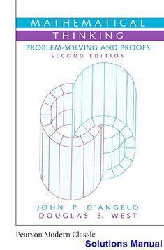 Fluid mechanics 2nd edition hibbeler solutions manual test bank mathematical thinking problem solving and proofs 2nd edition dangelo solutions manual test bank solutions fandeluxe Gallery
