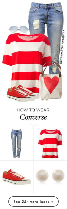"""Converse **"" by xandriah on Polyvore"