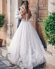 """""""Forever is a long time. But I wouldn't mind spending it by your side"""" By Your Side, Brides, Mindfulness, Wedding Dresses, Pretty, Beautiful, Instagram, Fashion, Bride Dresses"""