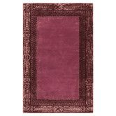 Found it at Wayfair - Henna Burgundy Area Rug