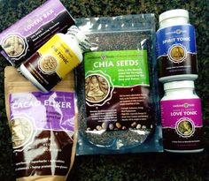 Enthralled by this brand: Medicinal Foods Review. My all-time favorite superfoods brand! Organic, raw & superpowered! http://runonorganic.com/2015/01/15/favorite-medicinal-foods-organic-raw-superfoods-superherbs-review/