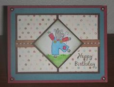 SC138 Nice and Easy Happy Birthday by rbright - Cards and Paper Crafts at Splitcoaststampers