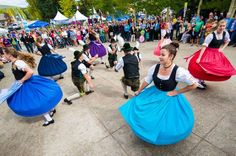 Where: Breckenridge, ColoradoWhen: September 11-13, 2015What to expect: A Munich-style street party ... - Courtesy of The Breckenridge Colorado Tourism Office