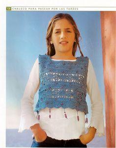 Clarín Crochet 2003 Nº 06 - Melina Crochet - Picasa Web Album