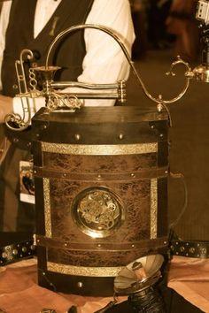 Steampunk Roving Camera