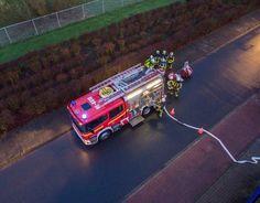 Feuerwehrübung am 05.04.2016 in Waltrop