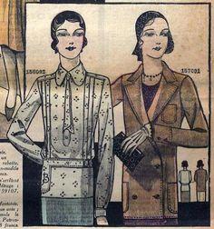 Le Petit Écho de la Mode - 2 novembre 1930