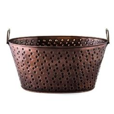 Old Dutch Antique Copper Dots 17-in. Party Tub $39.99