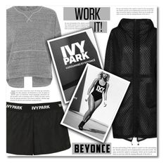 """""""Slay All Day: Style Beyonce's Ivy Park!"""" by dolly-valkyrie ❤ liked on Polyvore featuring Ivy Park, Topshop and Beyonce"""